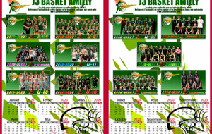 Calendrier disponible